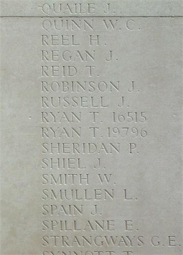 16515 Thomas Ryan