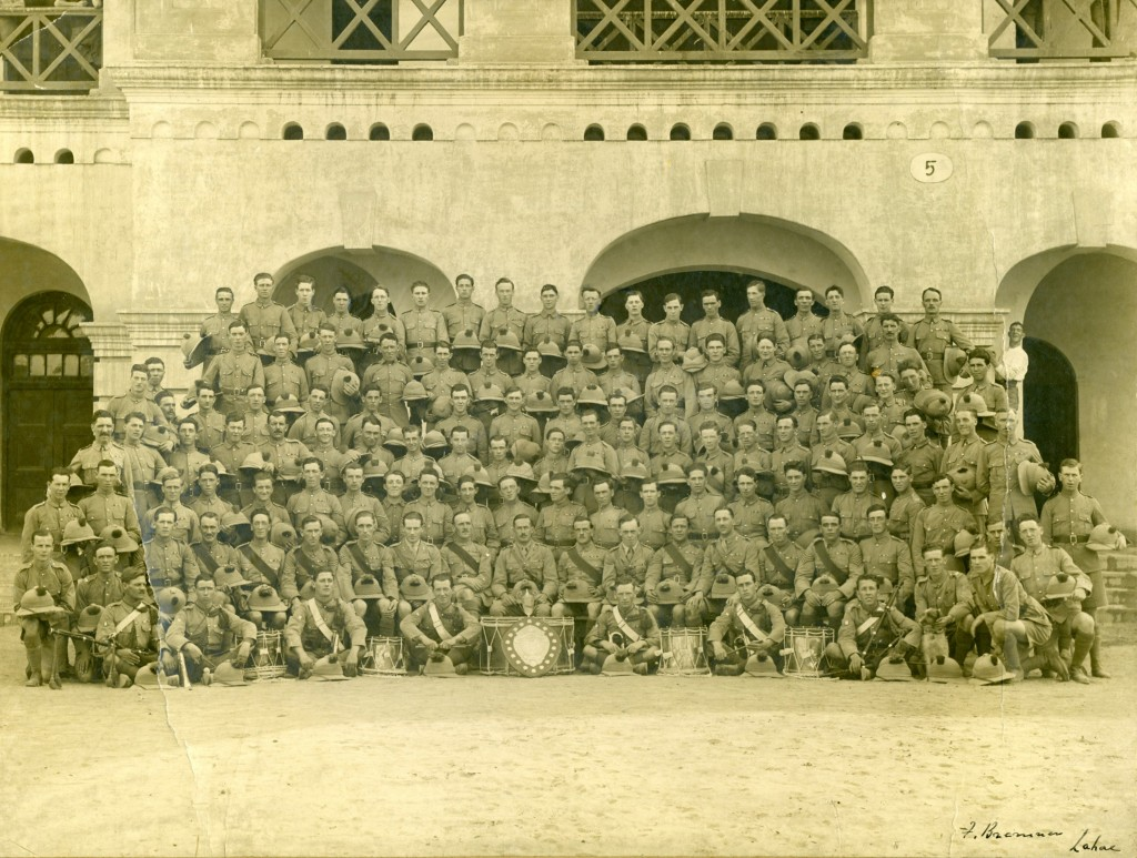 2 BattalionIndiacirca1921