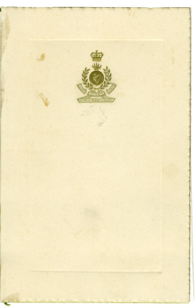 5th Battalion Card