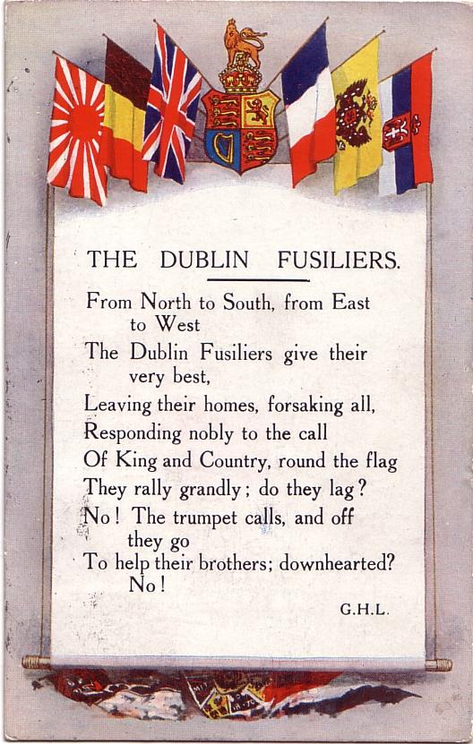 The Dublin Fusiliers