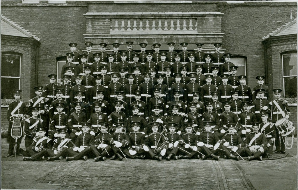 E Company 2nd Battalion 1911