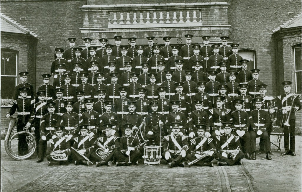 F Company 2nd Battalion 1911
