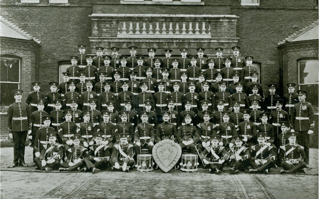 H Company 2nd Battalion 1911