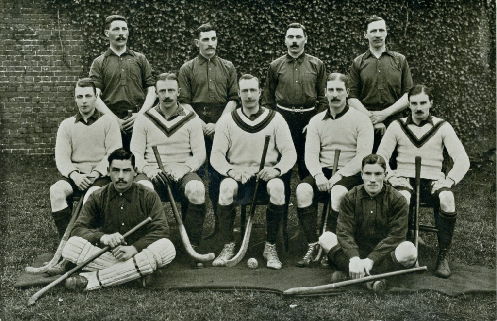 2nd Battalion Hockey Team 1911