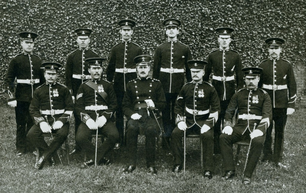 2nd Battalion Police 1911