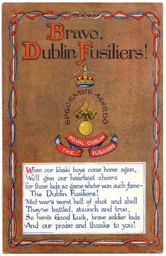 Bravo Dublin Fusiliers