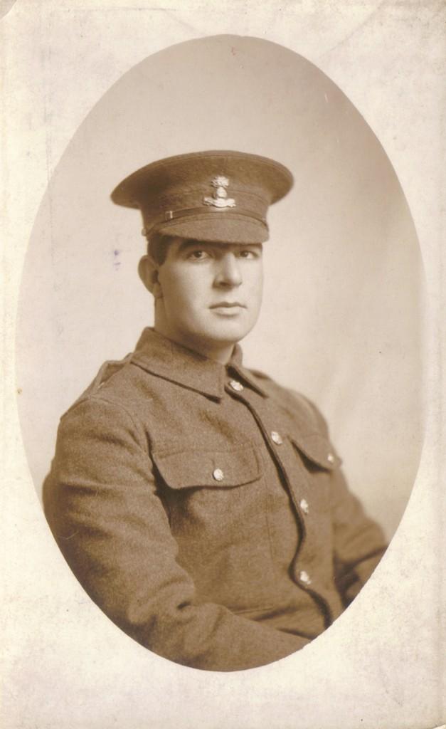 14901 Lance Corporal George H. Clark 7th Battalion Royal Dublin Fusiliers