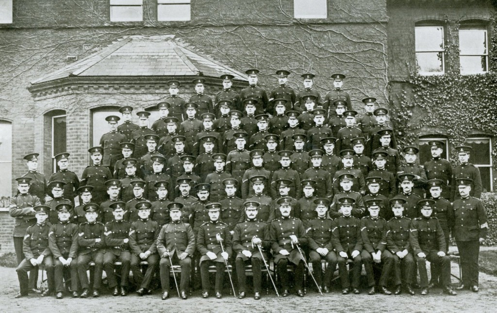 Corporals and Lance-Corporals 2nd Battalion 1911