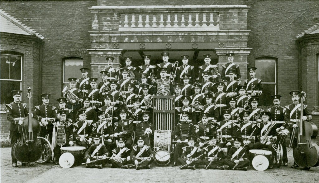 2nd Battalion Band 1911
