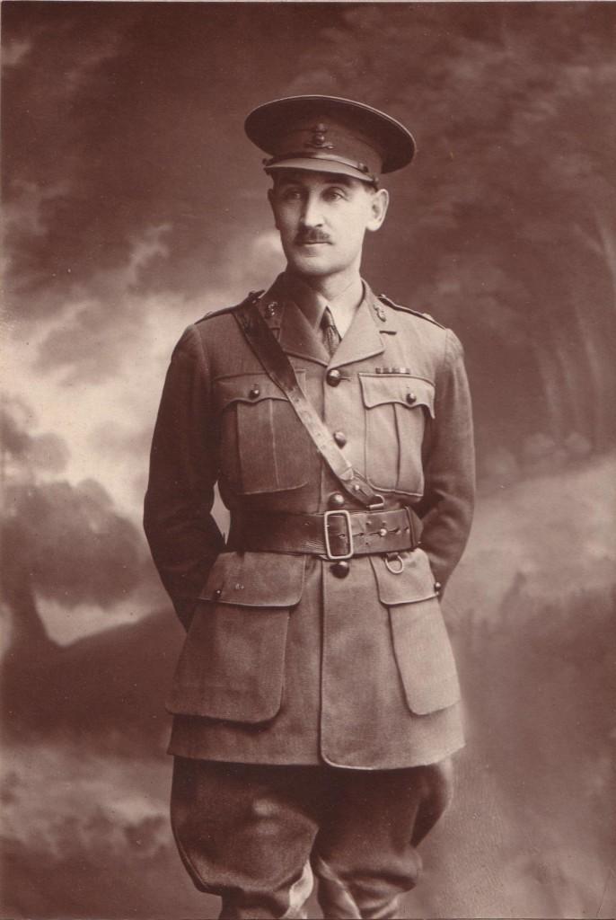Lieutenant Colonel R. G. B. Jeffreys