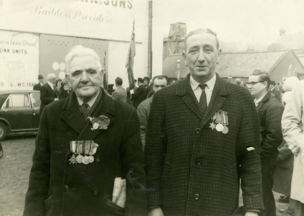 Somme Medal Veteran