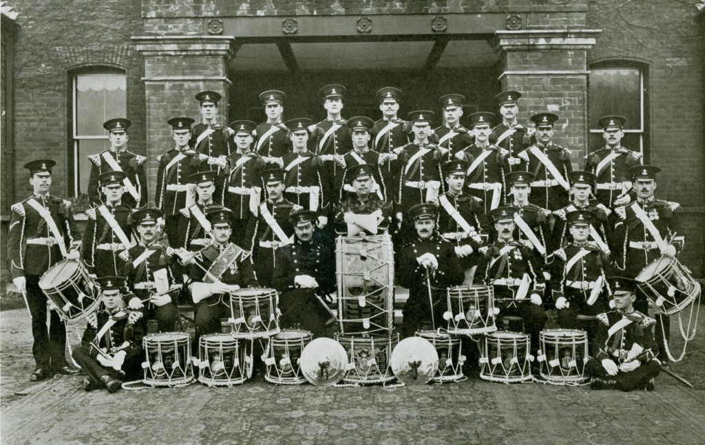 Drums of the 2nd Battalion